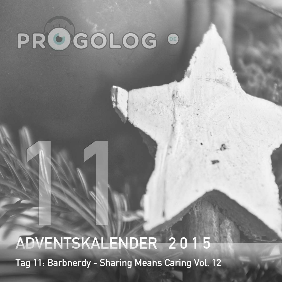 Adventskalender 2015 - Tag 11: Barbnerdy - Sharing Means Caring Vol. 12 [progoak15]