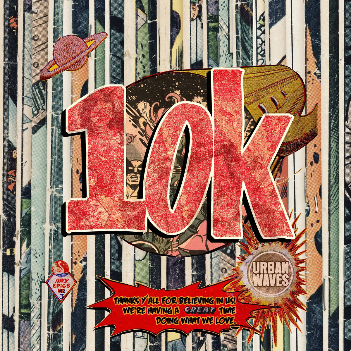 Free Download: 10k Urban Waves Records Compilation
