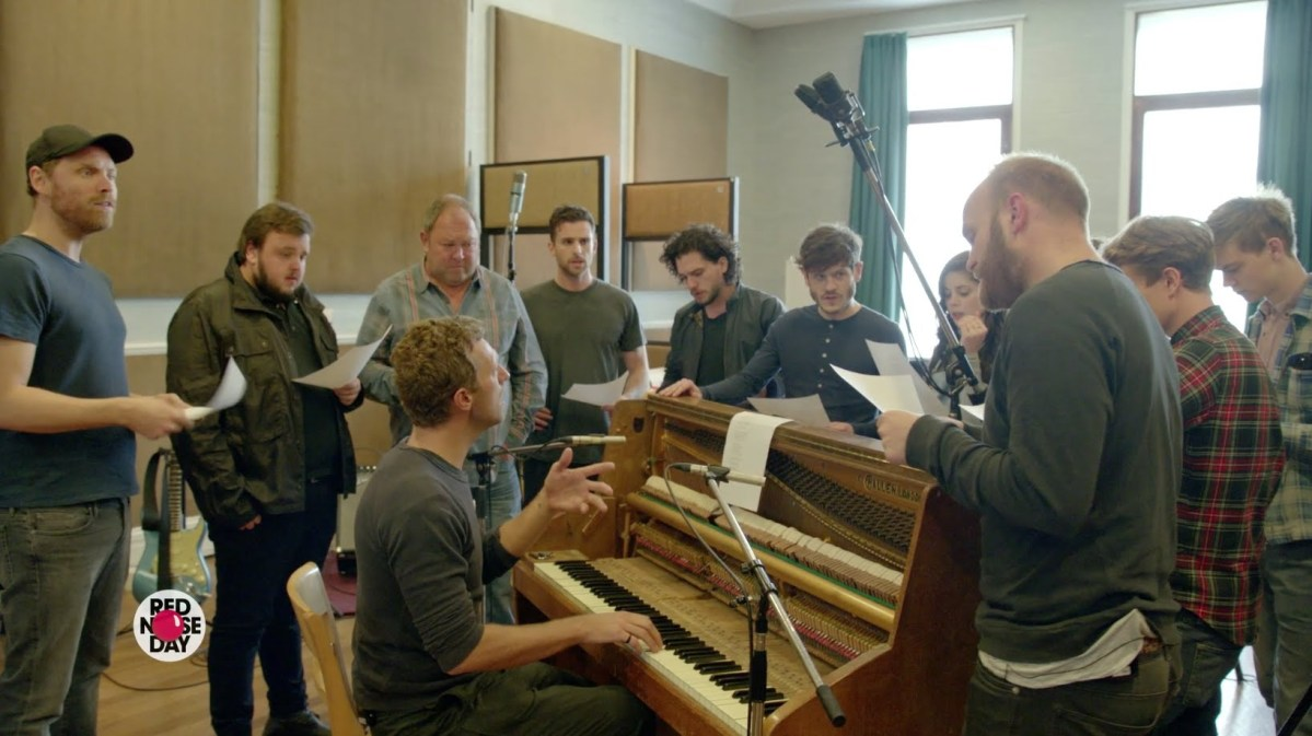 Coldplay produzieren ein Game of Thrones Musical
