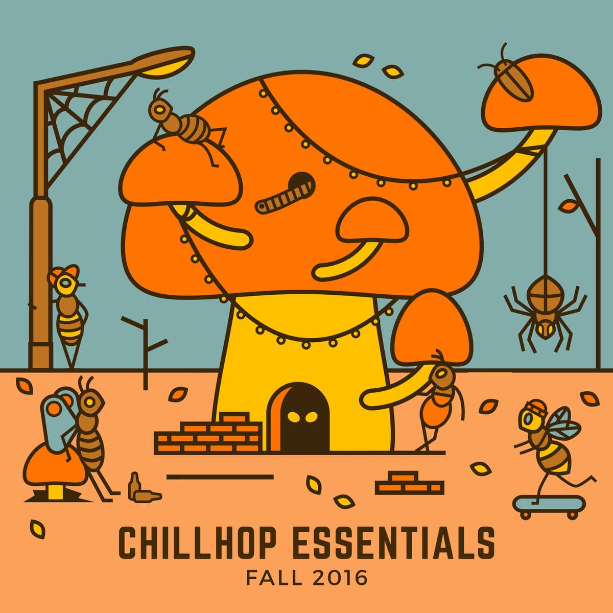 Chillhop Essentials - Fall 2016: Soundtrack eines Herbstspazierganges