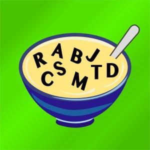 Icono de Sopa de letras accesible en iOS