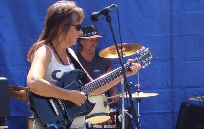 Enjoy Country Music from Julia Forrester