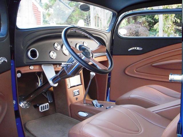 1934-1935 Chevy Standard Sedan