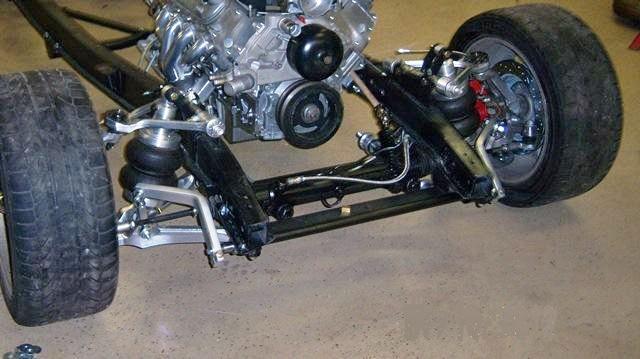 C4 Corvette Front Suspension  Performance Parts For Sale in Ohio