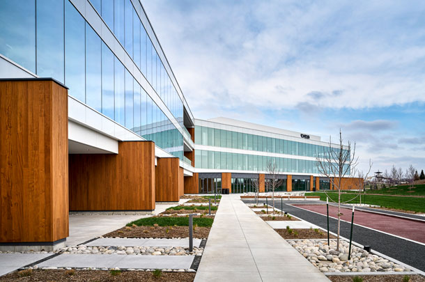 Dairy Farmers of America unveils new headquarters building - new farmers of america