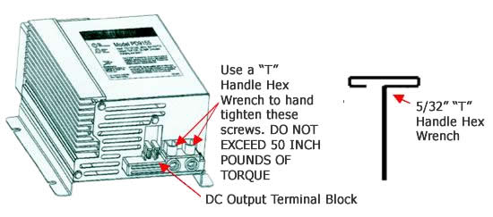 9100/9200 Series Power Converter Installation