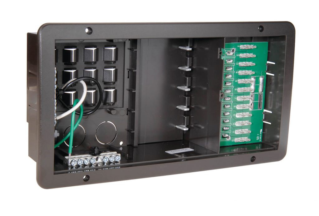 PD5000 Series AC/DC Power Distribution Panels
