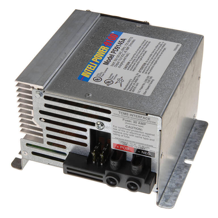 RV and Motorhome Power Converters from Progressive