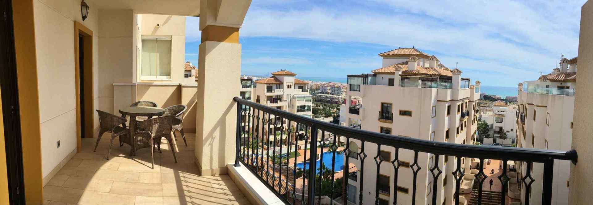 1135 Modern Apartment in Guardamar with Sea Views (1)