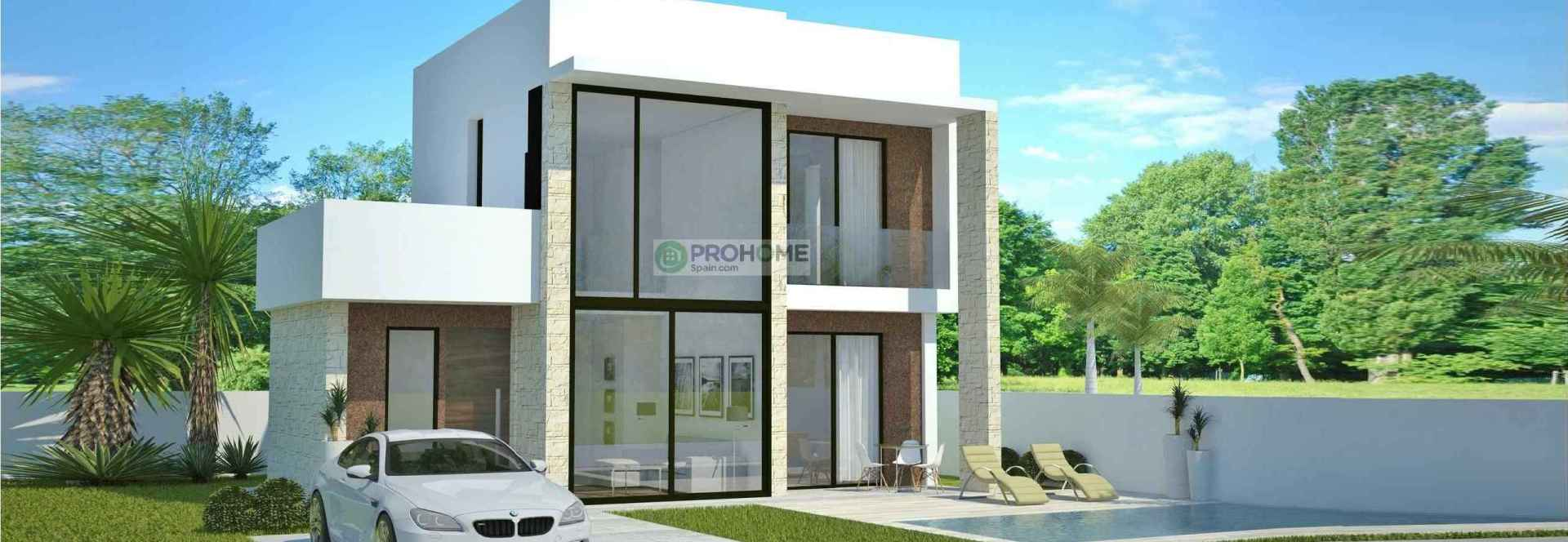 5046 Stunning Detached Modern Villas in Quesada (1)
