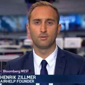Henrik Zillmer, Founder of ROOM, the soundproof phone booth Founder & CEO Airhelp,, Alumni of Copenhagen Business School and Y Combinator, Silicon Alley Top 100