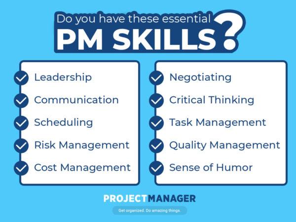 10 Essential Project Management Skills