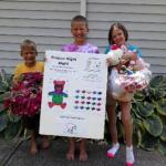 More philanthropy in Twinsburg, Ohio from three small but impactful supporters.
