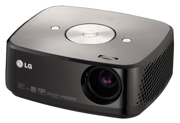 LG HX350T XGA Microportable DLP Projector