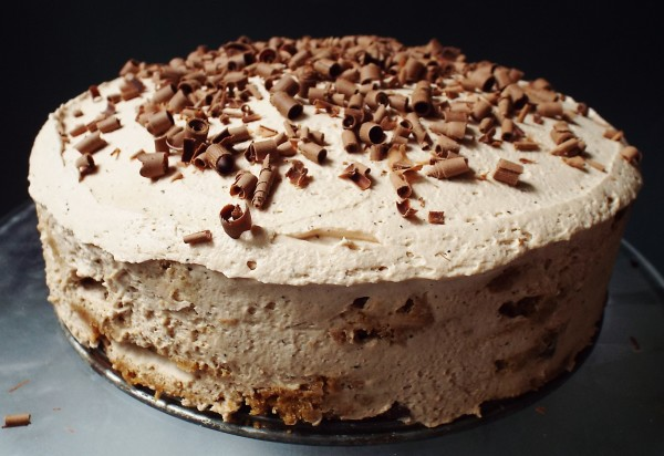 Chocolate Icebox Cakes With Coffee Cream Recipes — Dishmaps