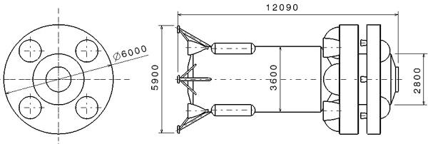 Realistic Designs A-F - Atomic Rockets