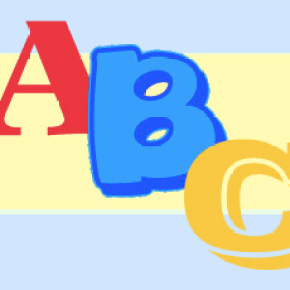 Preschool Letter Games - Creative, Fun and Affordable Preschoolers Activities