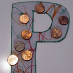 P is for penny and president