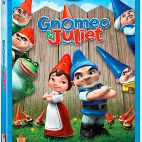 Gnomeo and Juliet activities and movie review