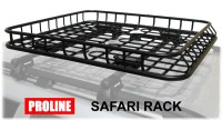 Proline RB4045 Safari Roof Basket Racks: Car Roof top