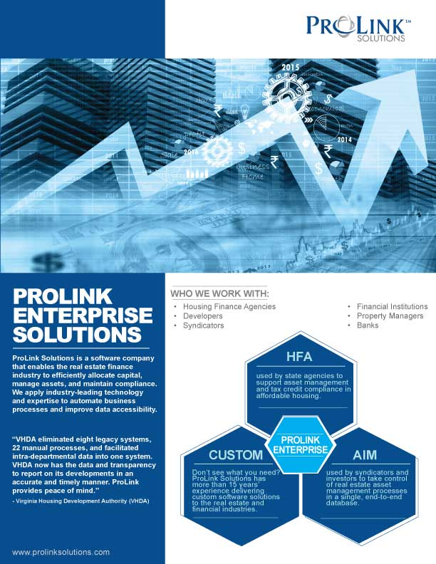 ProLink Enterprise Brochure - ProLink Solutions