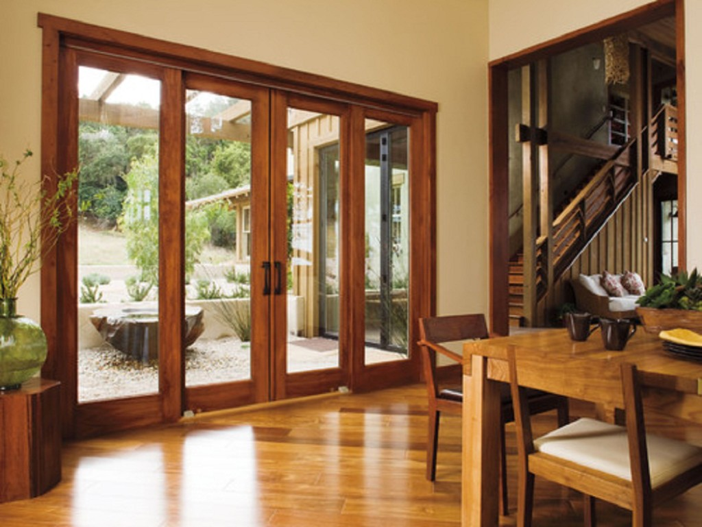 Exterior Glass Patio Doors