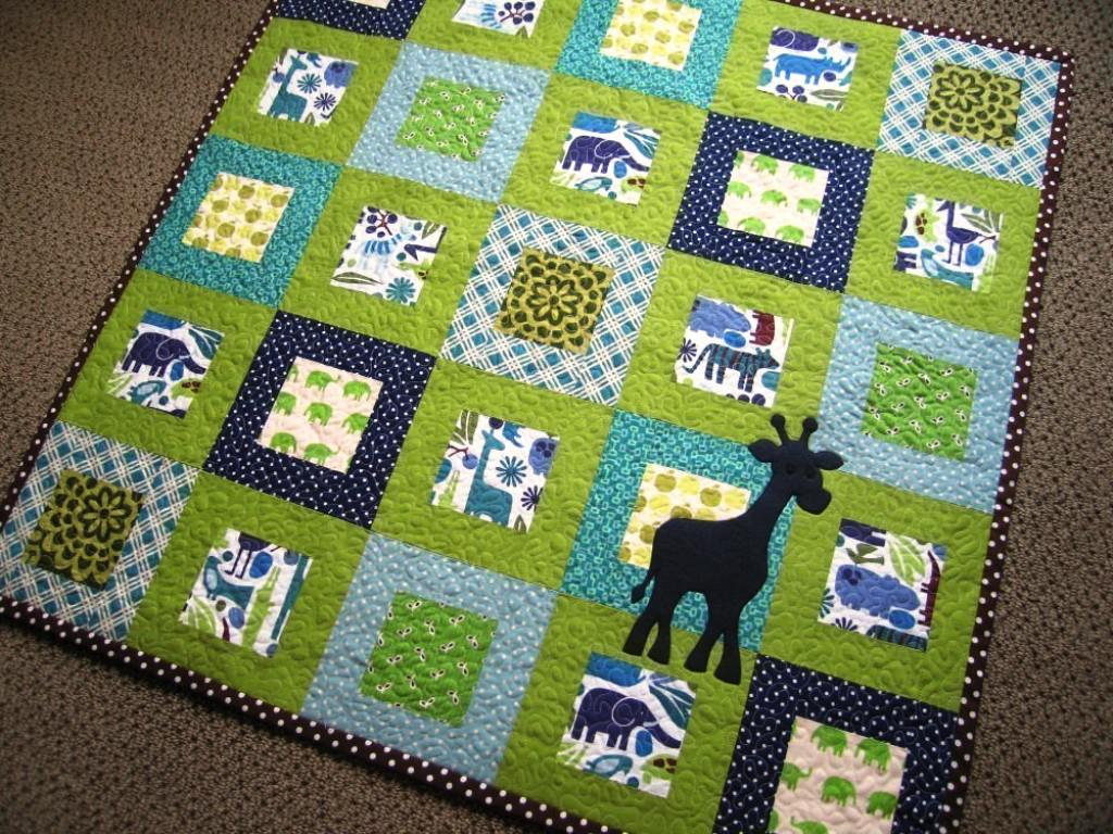 Free baby bed quilt patterns - Free Baby Rag Quilt Patterns With Crib Quilt Measurements Also Baby Blocks Quilt Pattern Free And Free Flannel Quilt Patterns Besides Simple Baby Blanket