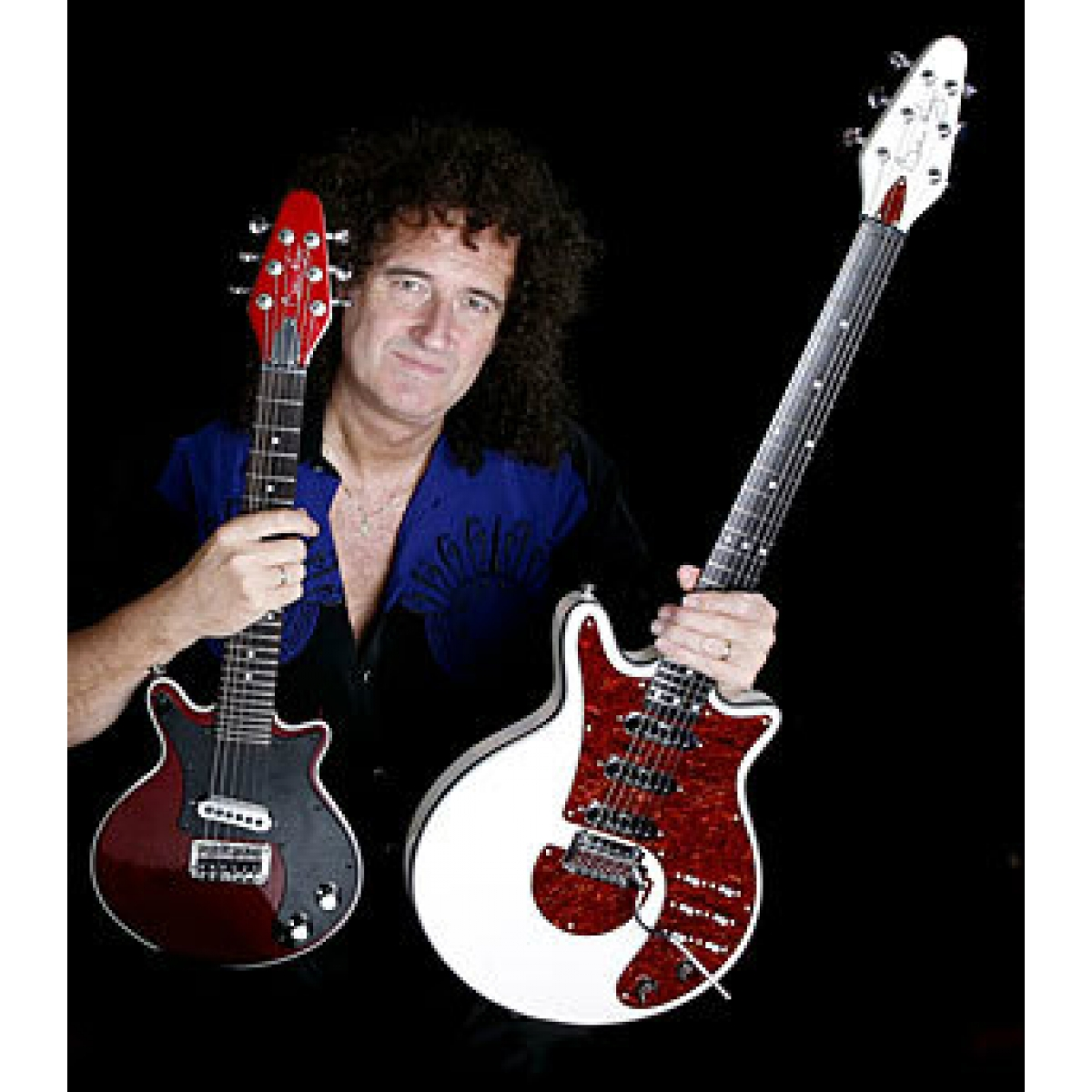 For My Electric Guitar Wiring Diagram Brian May Mini May Guitar In Antique Cherry Brian May