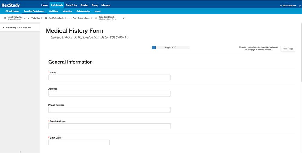 Form Design Tip 3 Avoid Redundancy