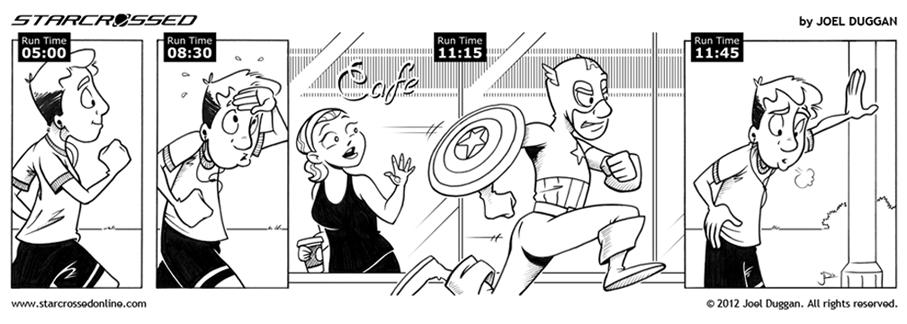 Guest Strip – Joel Duggan