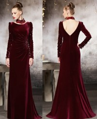 Winter Evening Dresses