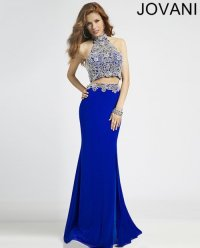 Long Two Piece Prom Dresses 2015 | Prom Night Styles