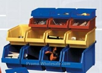 Bin Storage System Mounting Rail W Screws 1 Color