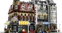 LEGO Creator Expert Cafe Corner und Green Grocer als Re ...