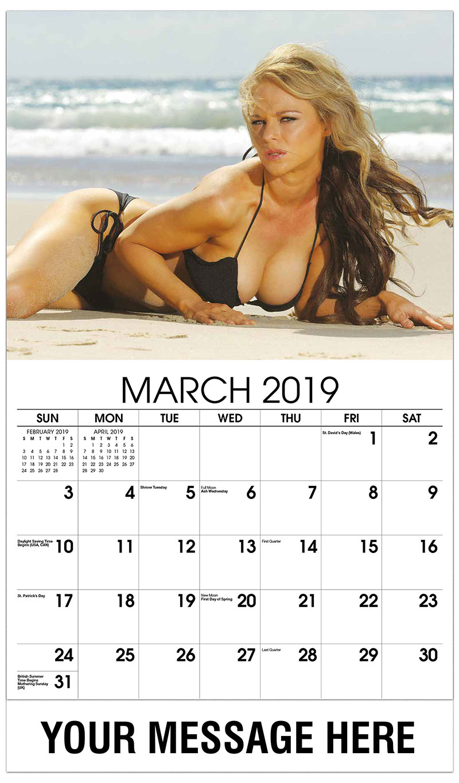 march 2019 calendars