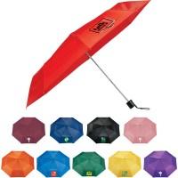679874 41 Polyester Canopy Classic Folding Umbrella