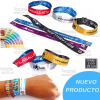 Pulseras Sublimadas Full Color