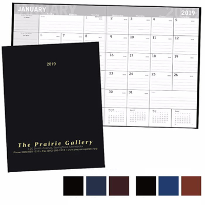 Personalized Monthly  Weekly Planners 2019, Promotional Planners