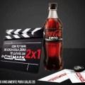 2X1 en Cinemark con Coca Zero
