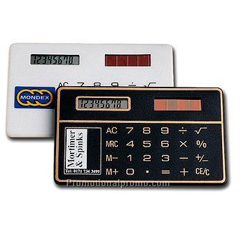 Slim Card Calculator China Wholesale #CSS72159