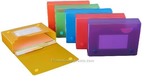 Frosted Index Card Case With Front Pocket China Wholesale