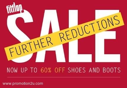 โปรโมชั่น Fitflop Sale ลดสูงสุด 60% ที่ www.fitflop.co.uk