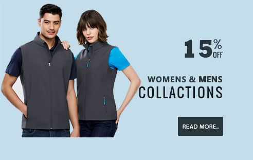 Womens and Mens Collections