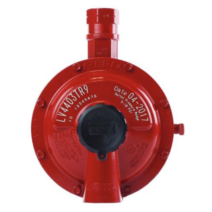 Rego Lv4403tr9 High Pressure Regulator 10psi