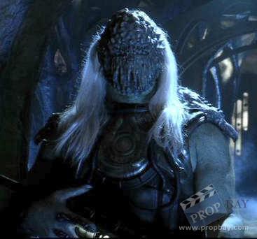 3d Wallpapers Buy Online Sga Stargate Atlantis Screen Worn Wraith Drone Face Mask