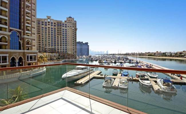 The Palm Jumeirah A Peaceful Life In A Vibrant Community For Less Than 80 000aed