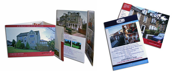 Property Brochure Printing - Property Design  Print Services