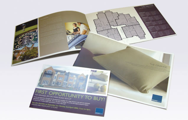 Property Brochure Design for Estate Agents and Property Developers - property brochure