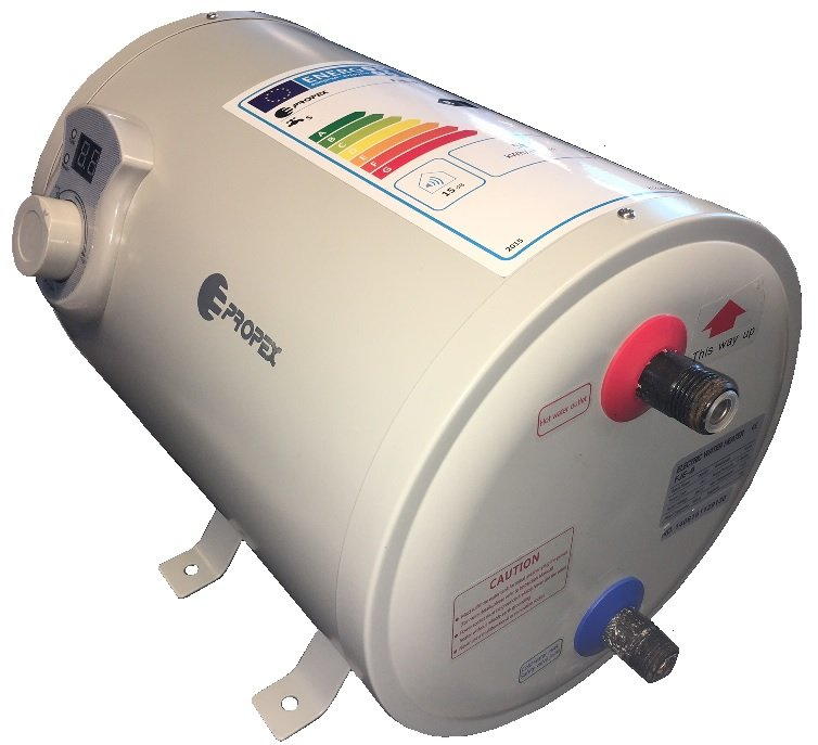 Water Storage Heater Mains Powered O Propex Leisure