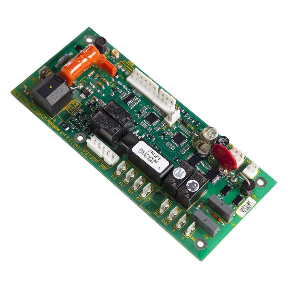 Whale Space Water Heater Primary Control Pcb O Ak1264